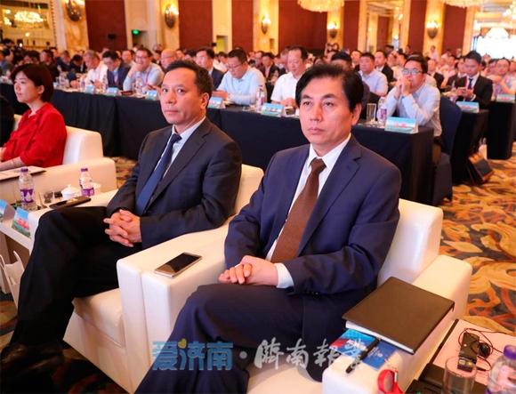 """40个项目总投资1127亿元!济南在上海又签""""大单"""""""