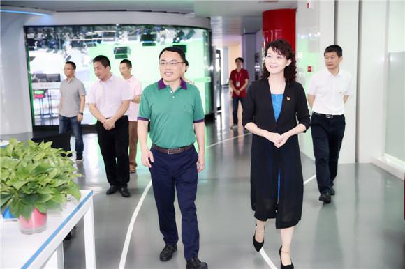 """济南融媒体中心超高清制作区开建 济南报业成新""""打卡地"""""""