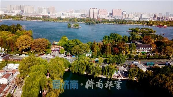 济南:老城初冬 静怡之美