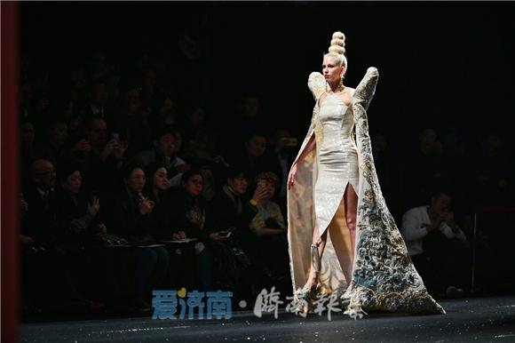 """大事!济南这场时尚秀被央媒""""盯""""上了"""